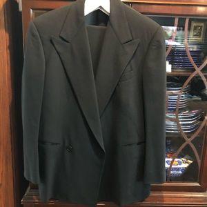 Gorgeous Ralp Lauren elegant black suit - size 46